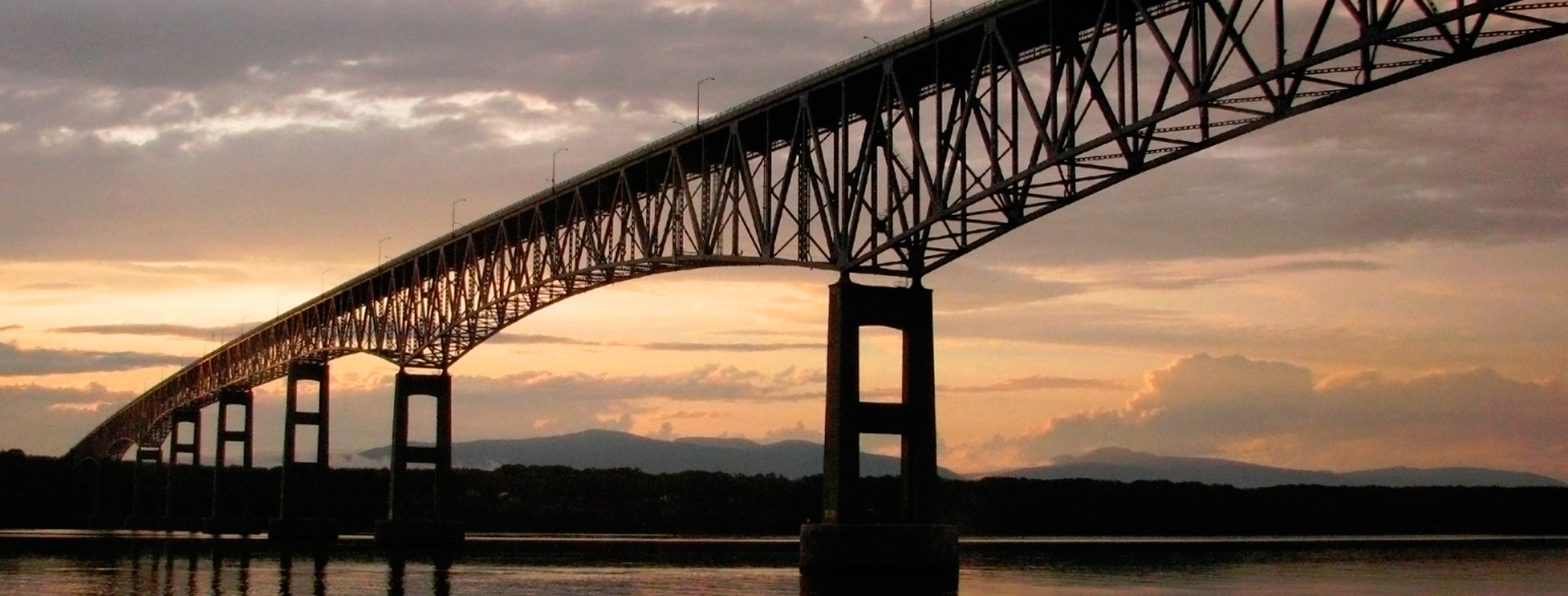 Hudson Valley Bridge